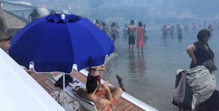 Κυνισμός: Ο Τσίπρας σε χλιδάτες διακοπές στο γιοτ, λίγες εβδομάδες από την τραγωδία στο Μάτι | tanea.gr