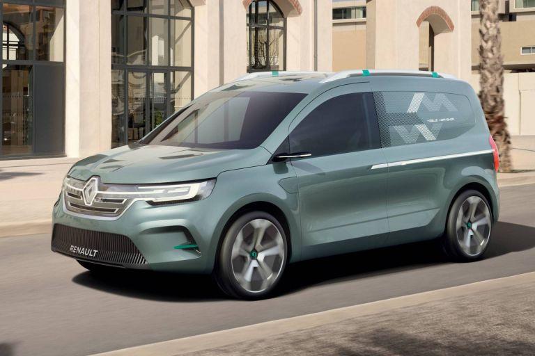 Renault Kangoo ZE: Το επόμενο βανέτ θα είναι ηλεκτρικό | tanea.gr