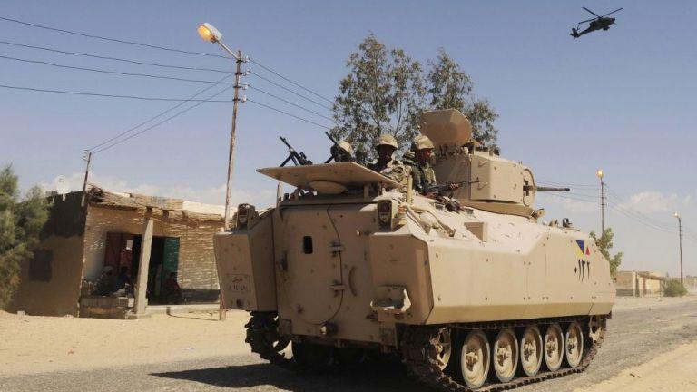 Αίγυπτος: Πέντε στρατιώτες και 47 φερόμενοι ως τζιχαντιστές σκοτώθηκαν στο Σινά | tanea.gr