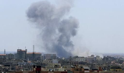 Το Ισραήλ βομβάρδισε τα γραφεία του Anadolu στη Γάζα | tanea.gr