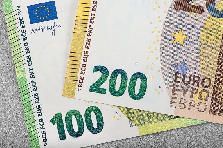 Αυτά είναι τα νέα χαρτονομίσματα 100 και 200 ευρώ που κυκλοφορούν σήμερα | tanea.gr
