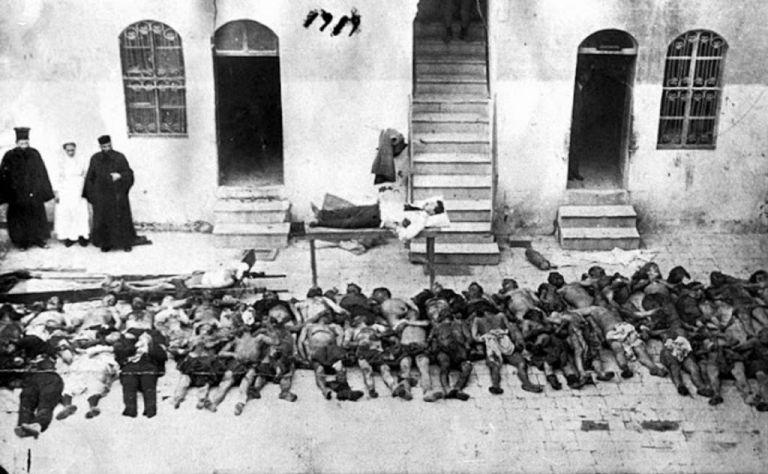 «100 Χρόνια Ανέσπερης Μνήμης» για τη Γενοκτονία των Ποντίων | tanea.gr