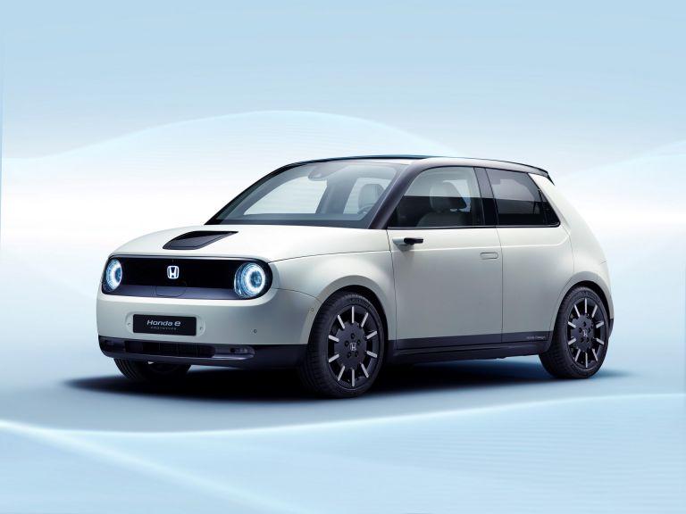 Το πρώτο αμιγώς ηλεκτροκίνητο Honda είναι προ των πυλών | tanea.gr