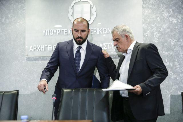Τζανακόπουλος για Μάτι: Τα αυθαίρετα και ο… Μητσοτάκης φταίνε για τους νεκρούς | tanea.gr