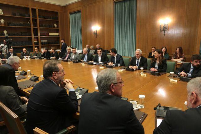 Συνεδριάζει το μεσημέρι το Υπουργικό Συμβούλιο για τις αλλαγές στη Δικαιοσύνη | tanea.gr