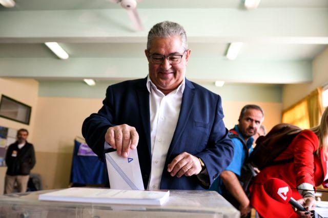 Κουτσούμπας: Ο ελληνικός λαός να κάνει την επιλογή που θα δυναμώσει τη φωνή του | tanea.gr