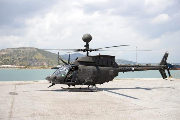 Στον Βόλο τα 70 τα αμερικανικά επιθετικά ελικόπτερα Kiowa Warrior | tanea.gr