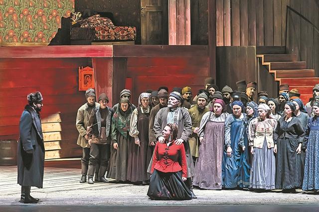 «Μία όπερα στην κόψη του ξυραφιού» | tanea.gr