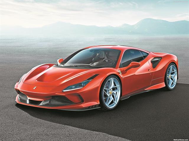 Τρέχουν οι πωλήσεις της Ferrari   tanea.gr