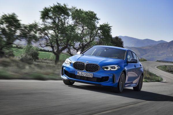 BMW 1: Η νέα γενιά ανεβάζει τον πήχη της κατηγορίας | tanea.gr