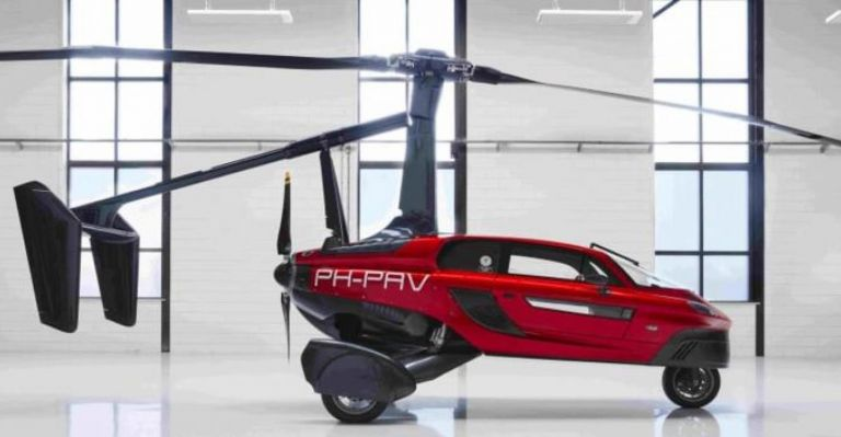 Liberty Pioneer Edition: Πόσο θα κοστίζει το πρώτο ιπτάμενο ΙΧ | tanea.gr