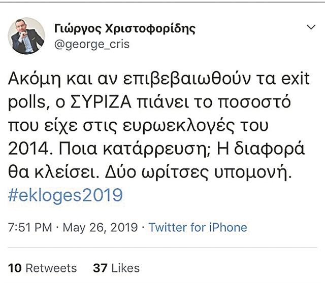 Εσύ ποιο tweet θα έσβηνες; | tanea.gr