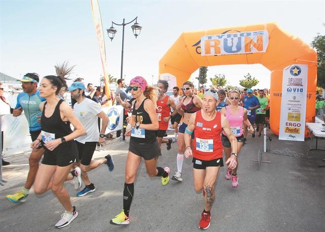 Δυναμικό και με καινοτομίες το Tyros Run 2020 | tanea.gr