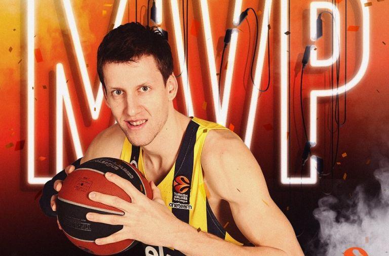 MVP της Ευρωλίγκας ο Γιαν Βέσελι | tanea.gr