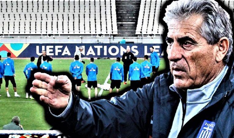 Μίνι προετοιμασία στην Ολλανδία με 15 παίκτες η Εθνική | tanea.gr