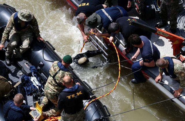 Τραγωδία στο Δούναβη: Μέσα στο ναυάγιο παραμένουν οι σοροί αγνοουμένων | tanea.gr