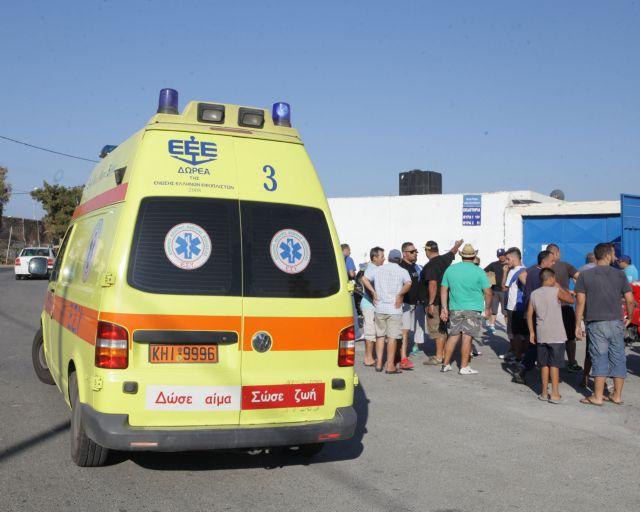 Πάρος: Βρέφος τραυματίστηκε μέσα σε πλοίο | tanea.gr