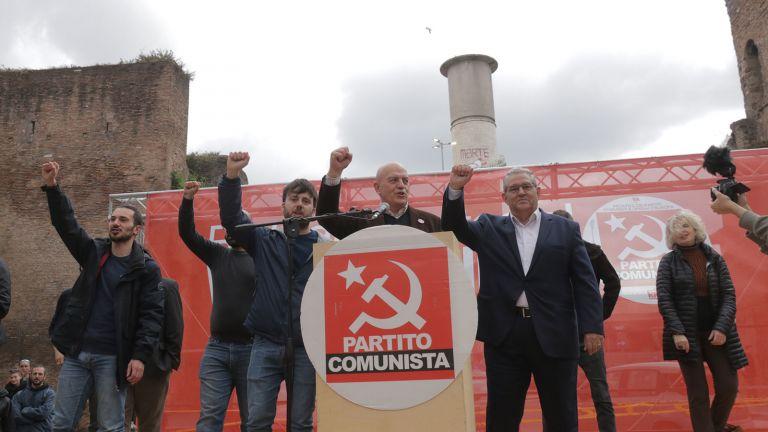 Στη συγκέντρωση του ΚΚ Ιταλίας ο Δημήτρης Κουτσούμπας | tanea.gr
