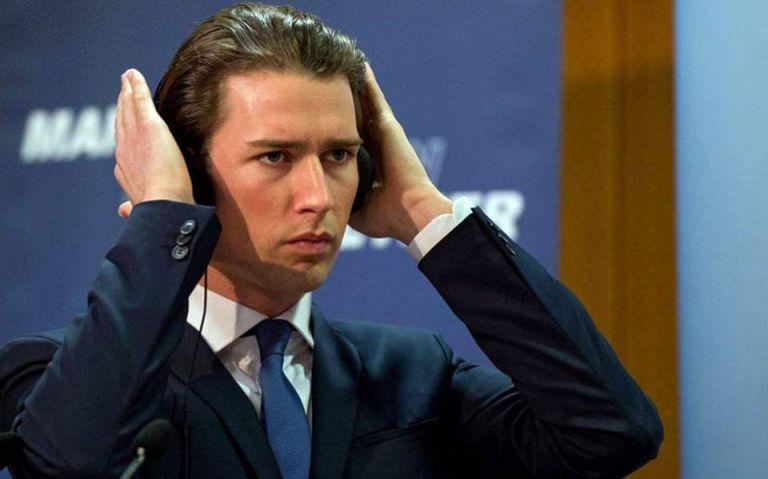 Αυστρία: Aποστάσεις Κουρτς από τον πρώην εταίρο του μετά το σκάνδαλο | tanea.gr