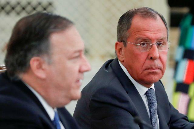 Λαβρόφ: Η Μόσχα είναι έτοιμη για εποικοδομητικές σχέσεις με την Ουάσιγκτον | tanea.gr