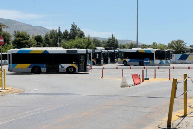 Καθυστερήσεις στα δρομολόγια λεωφορείων του ΟΑΣΑ λόγω απεργίας | tanea.gr