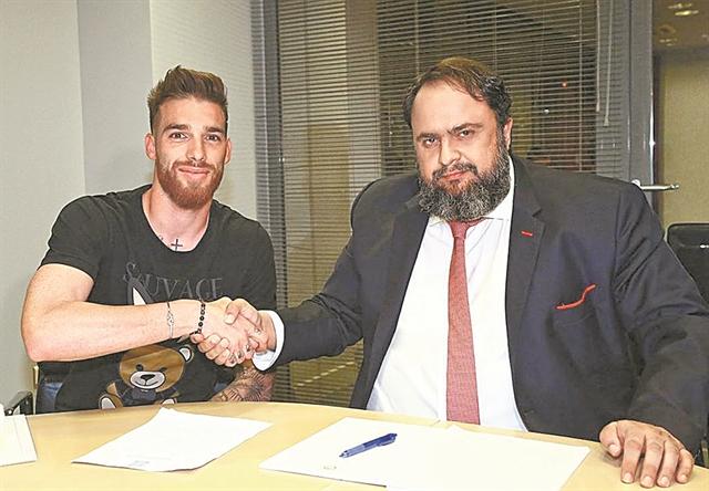 Δικός του με υπογραφή τετραετίας ο Ζοσέ Σα   tanea.gr