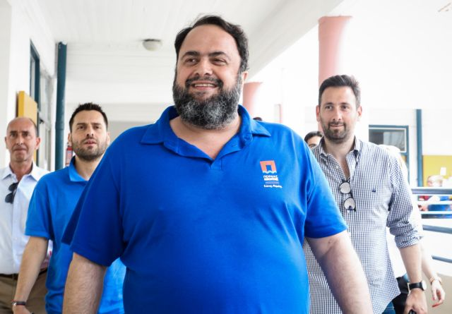 Βαγγέλης Μαρινάκης: Ρεκόρ ψήφων στον Πειραιά – Πήρε 15.816 σταυρούς   tanea.gr