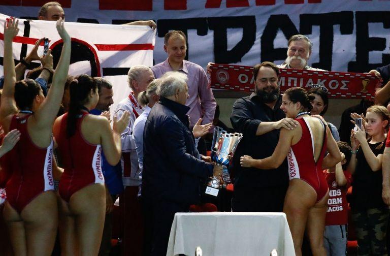 Μαρινάκης : «Nέες σελίδες δόξας για τον μεγαλύτερο ελληνικό Σύλλογο» | tanea.gr