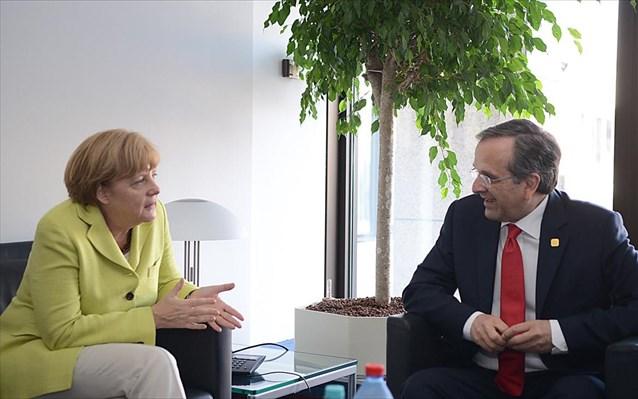 Ο Σαμαράς αποκαλύπτει : Και η Μέρκελ μου είχε προτείνει Grexit   tanea.gr