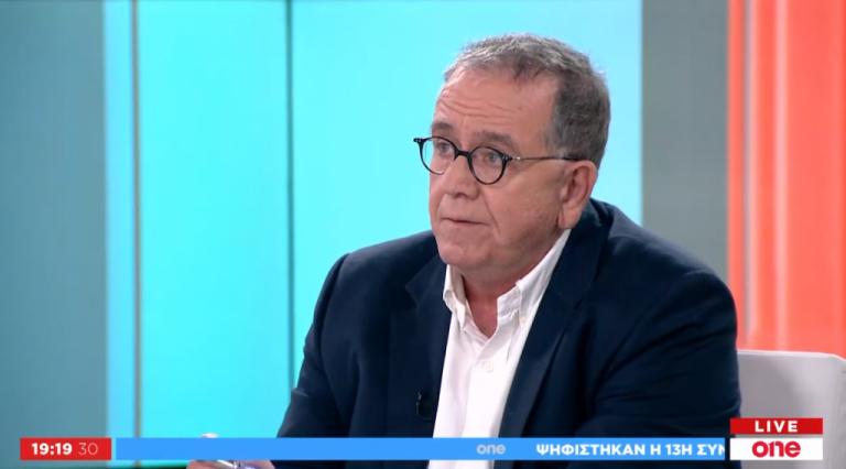 Γ. Μουζάλας στο One Channel: Δρουν ανεξέλεγκτα οι ΜΚΟ | tanea.gr