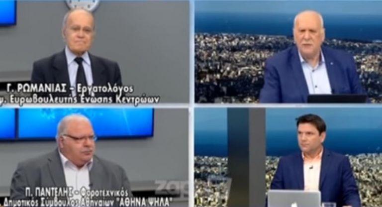 Ξέσπασμα Παπαδάκη στον αέρα της εκπομπής του: « Ηλίθιε θα σου κάνω μήνυση» | tanea.gr