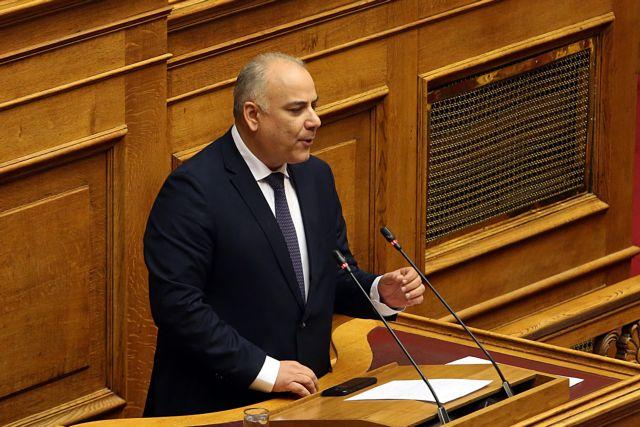 Γιάννης Σαρίδης: Η Ενωση Κεντρώων ήταν το κόμμα του Λεβέντη | tanea.gr