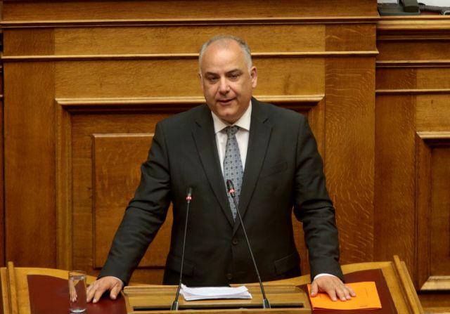 «Ναι» από Γιάννη Σαρίδη στην ψήφο εμπιστοσύνης | tanea.gr