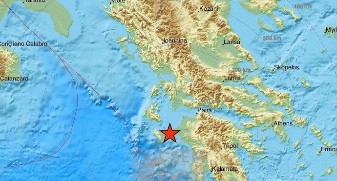 Σεισμός 3,9 Ρίχτερ στη Ζάκυνθο | tanea.gr