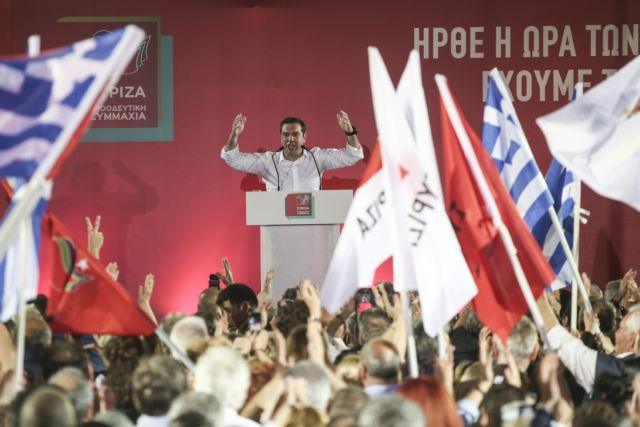 Τσίπρας: Θα νικήσουν οι πολλοί, χτίζουμε την Ελλάδα της νέας εποχής | tanea.gr