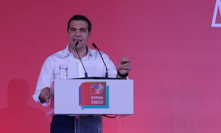 LIVE η ομιλία του Αλέξη Τσίπρα στη Θεσσαλονίκη   tanea.gr