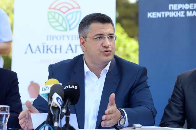 Σαρωτική νίκη Τζιτζικώστα στην Περιφέρεια Κ. Μακεδονίας δείχνουν τα πρώτα αποτελέσματα | tanea.gr