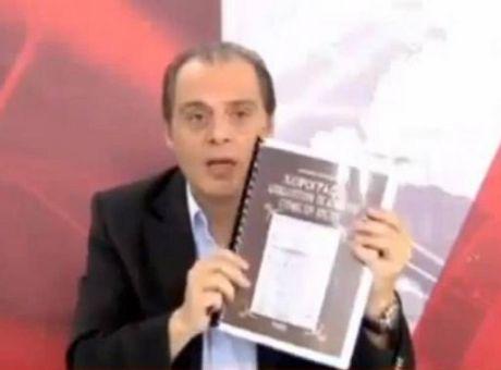 Βελόπουλος: Εκανα «λεκτικό λάθος» με τις επιστολές του Ιησού | tanea.gr