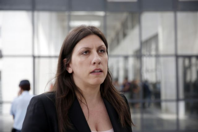 Κωνσταντοπούλου: Οι Έλληνες δεν εξαγοράζονται με φιλοδωρήματα | tanea.gr