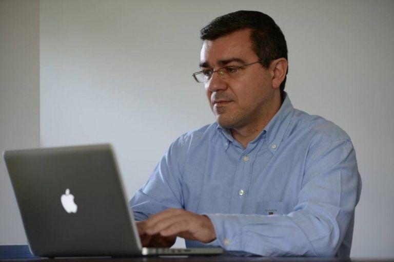 ΝΔ: Ο Μανώλης Γραφάκος νέος αναπληρωτής εκπρόσωπος Τύπου   tanea.gr