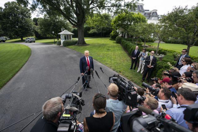 ΗΠΑ: Συναγερμός στον Λευκό Οίκο για ύποπτο πακέτο | tanea.gr