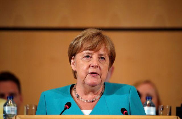 Μέρκελ: Δεν τίθεται θέμα επαναδιαπραγμάτευσης του Brexit | tanea.gr