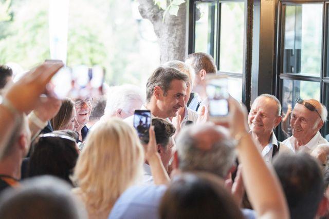 Μητσοτάκης: Ανανεωμένη η ΝΔ ζητά ισχυρή πολιτική εντολή στις 7 Ιουλίου | tanea.gr