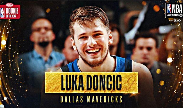 Rookie της Χρονιάς ο Ντόντσιτς με ποσοστό ρεκόρ! (vid/pic) | tanea.gr