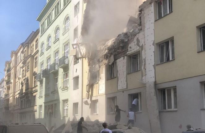 Βιέννη: Τραυματίες μετά από έκρηξη σε κτίρια λόγω διαρροής αερίου | tanea.gr