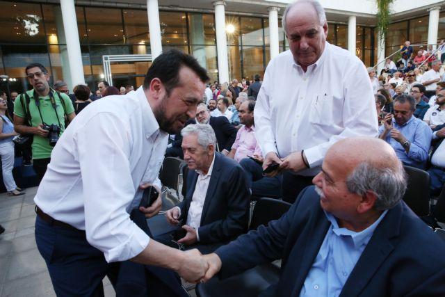 Επιτέλους βρήκαν θέση για τον Τέρενς Κουίκ στα ψηφοδέλτια του ΣΥΡΙΖΑ | tanea.gr