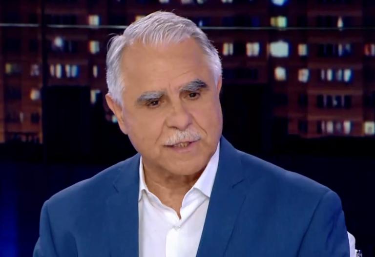 Γ. Μπαλάφας στο One Channel: ΚΙΝΑΛ και ΣΥΡΙΖΑ είναι σαν συγκοινωνούντα δοχεία | tanea.gr