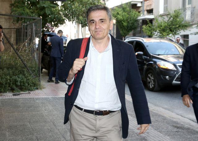 Σίγουρος ο Τσακαλώτος ότι θα επιτευχθεί ο στόχος για το πλεόνασμα | tanea.gr