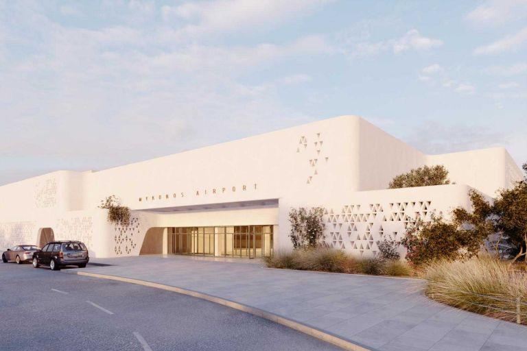 Fraport : Πλήρης εκσυγχρονισμός του αεροδρομίου της Μυκόνου με 25 εκατ. ευρώ | tanea.gr