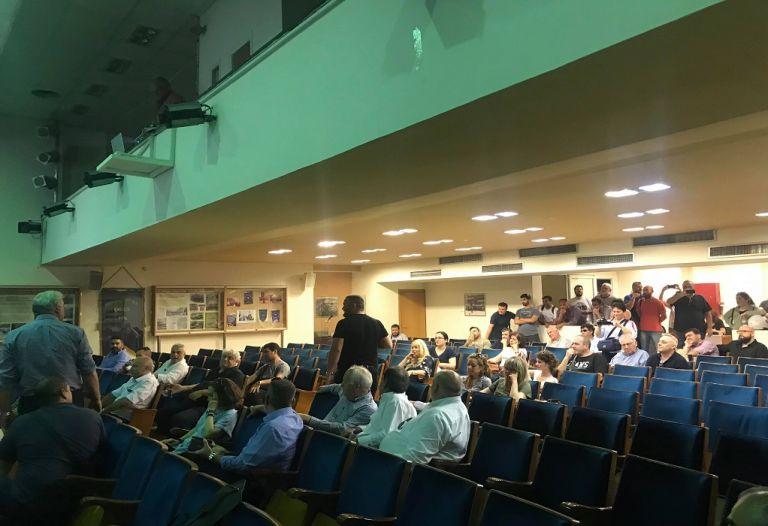 Εργατικό Κέντρο Θεσσαλονίκης: Εισβολή από το ΠΑΜΕ κατά της διοίκησης της ΓΣΕΕ   tanea.gr